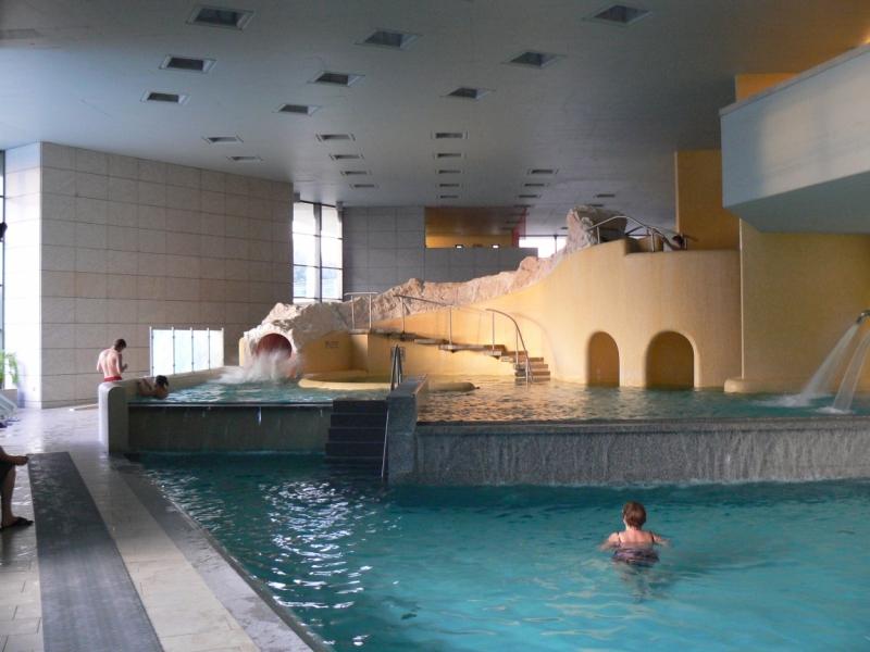 Термальный курорт Эгерсалок