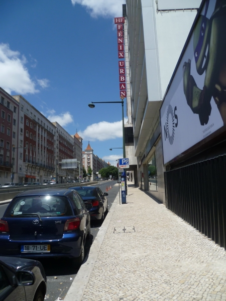 Португалия 2014: бочка меда и ложка дегтя (Лиссабон, Порту, Назаре, Пенише/Пнише, Обидуш)