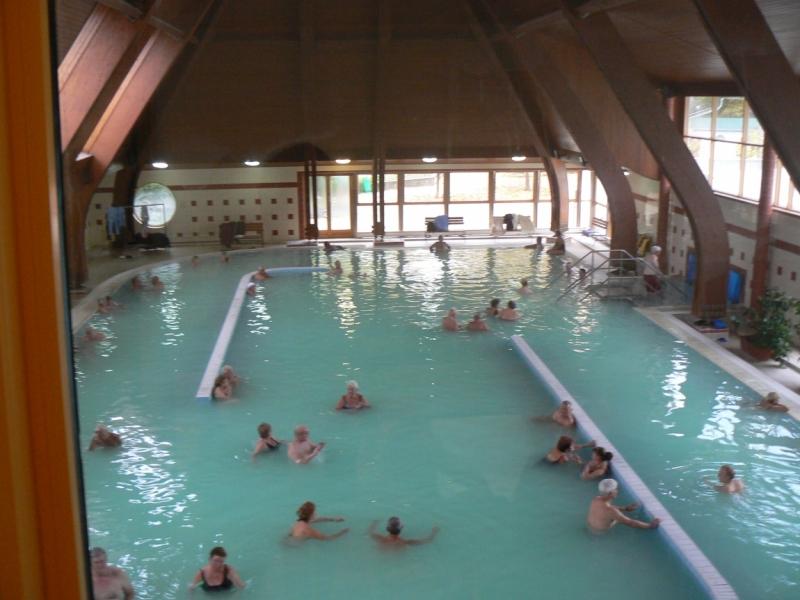 Термальный курорт Харкань