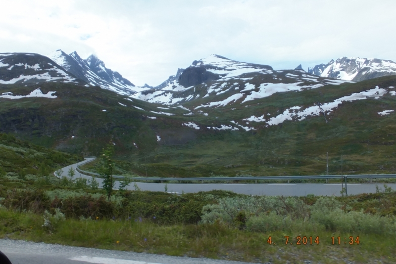 Южная Норвегия глазами офисных хомячков