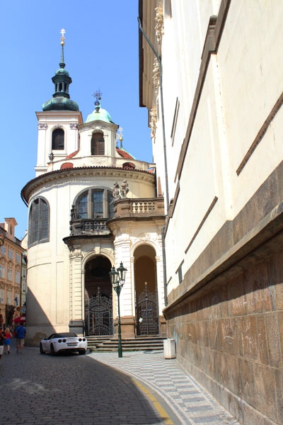 Несколько дней в Праге