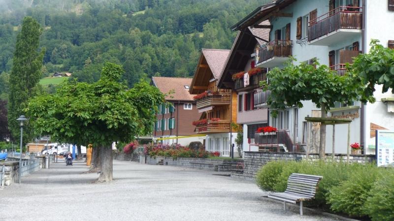 Sorry, no beach…Switzerland.