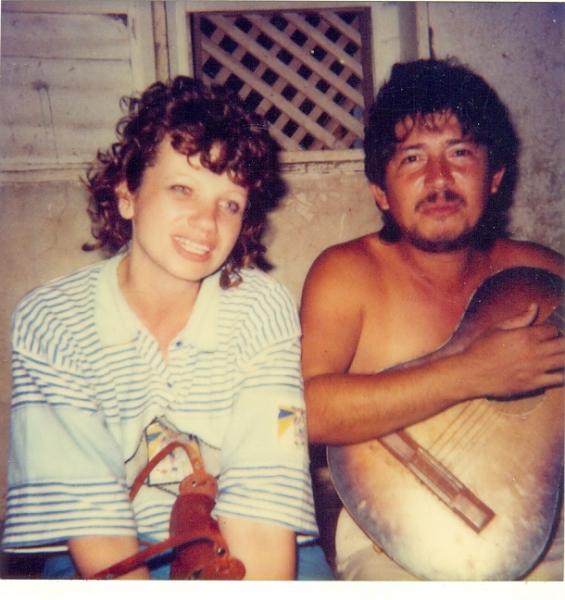Повесть о первой любви, или страсти по Никарагуа