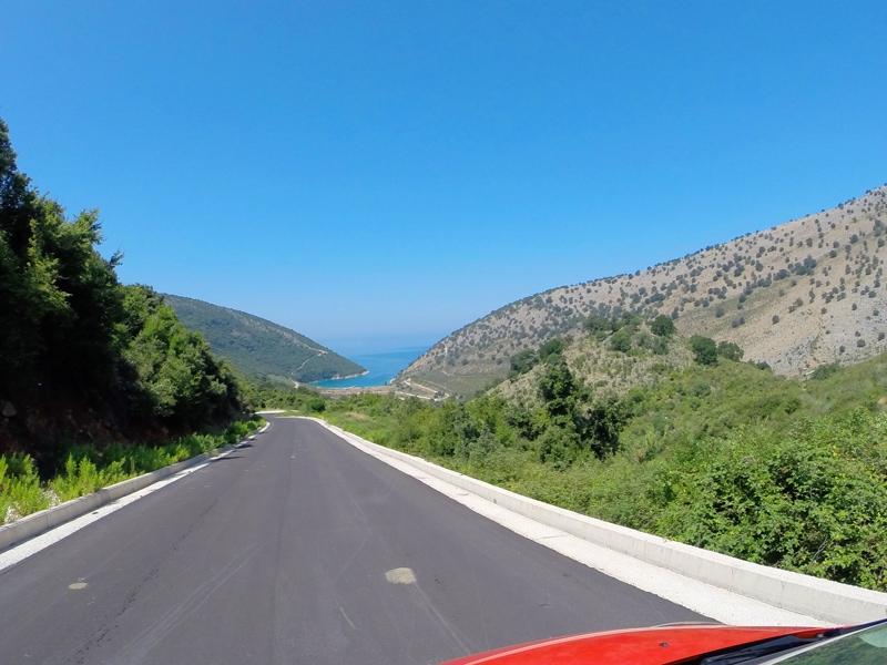 Отдых на море в Албании отзывы. Отстойная Албания на авто от Саранда до Влёра.