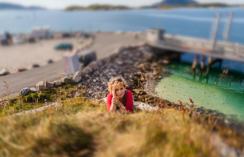 Цветущая Норвегия (июль-август 2014) (не закончен)