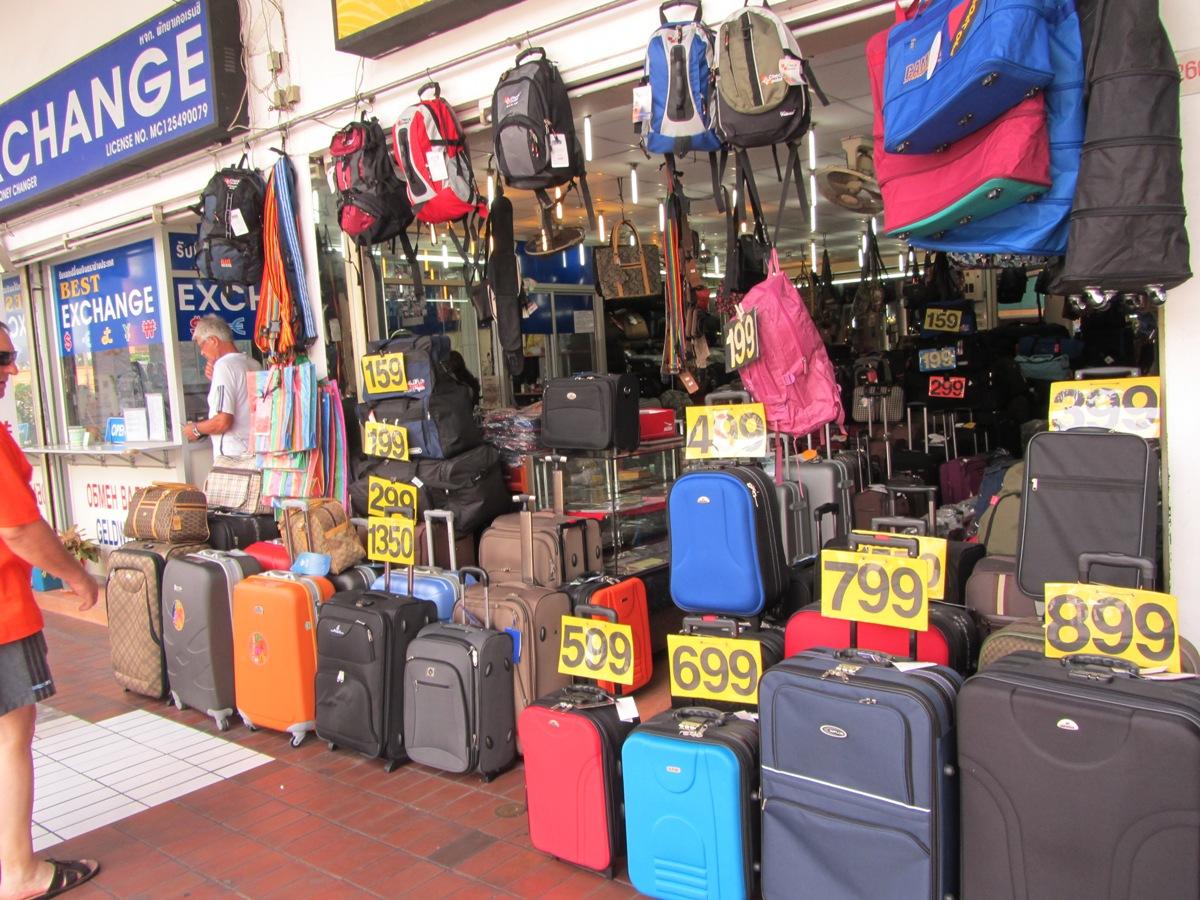 Чемоданы из тайланда цена рюкзаки левик