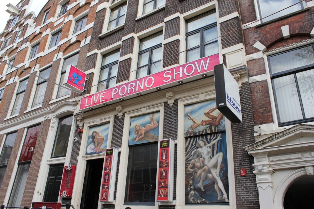 Амстердам секс онлайн