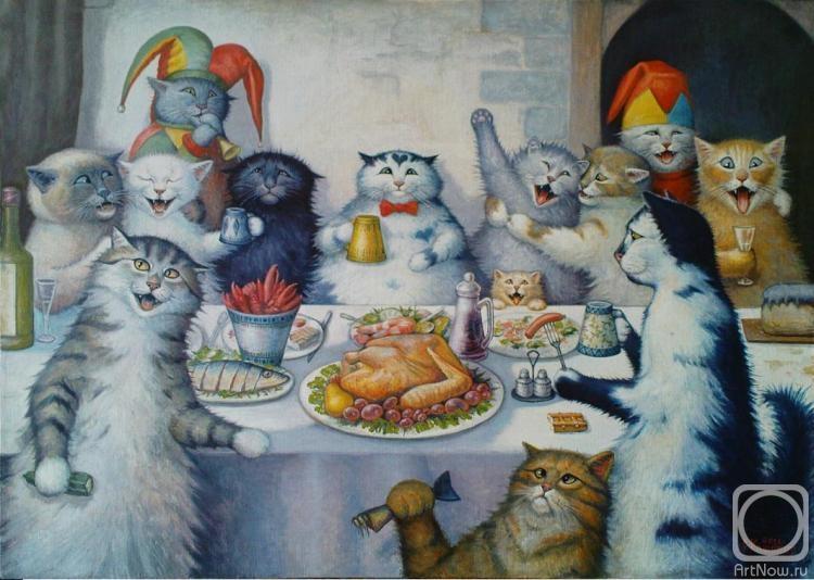 Поздравление с днем рождения коты