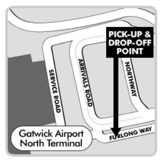 Как добраться до аэропорта гатвик с тоттенхэм