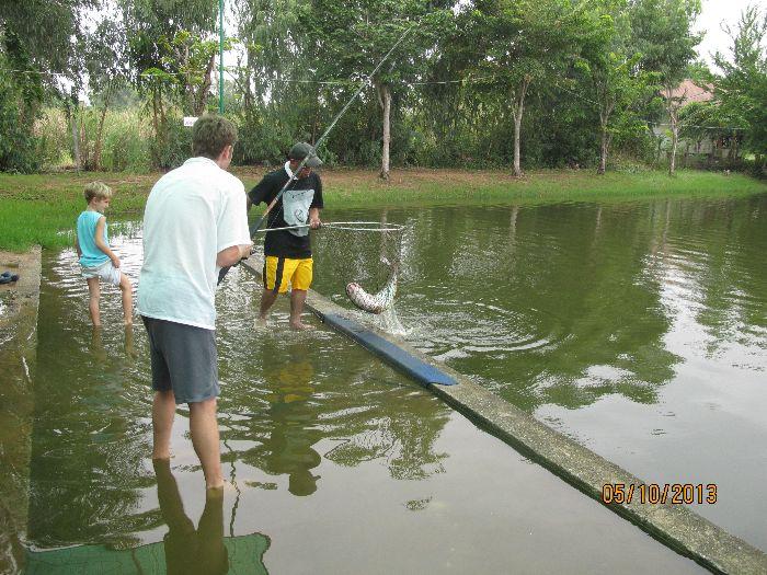 джомтьен рыбалка парк