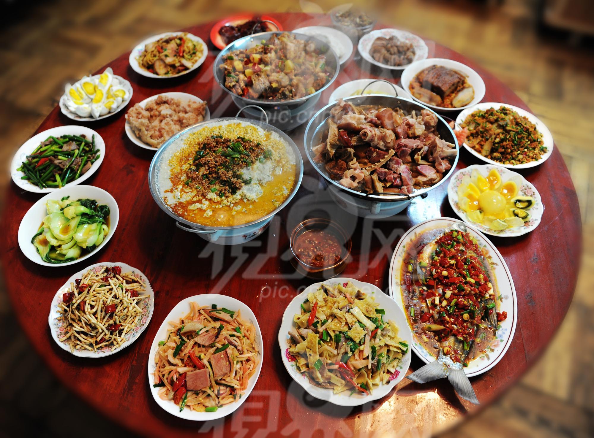 Китайские новогодние блюда рецепты