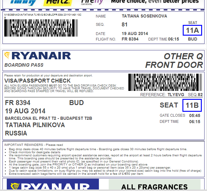 Проблемы с билетом на самолет купить билет на самолет в киеве на москву