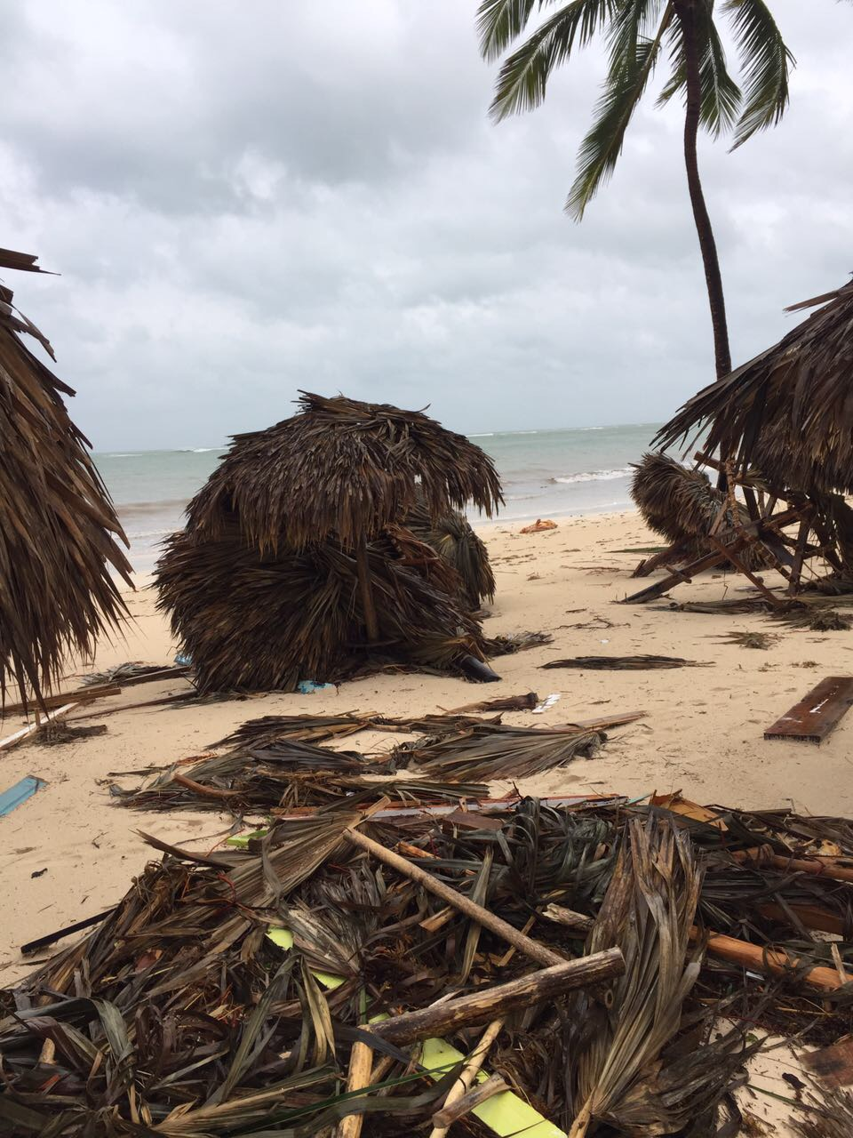 Ураган Мария на Карибах • Форум Винского