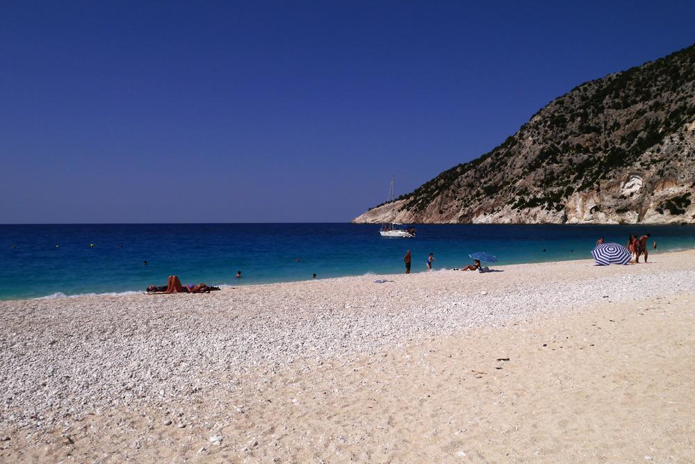 остров кефалония греция