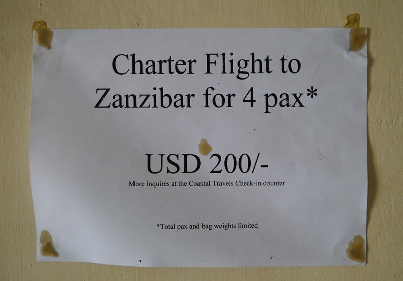 Как добраться до Занзибара