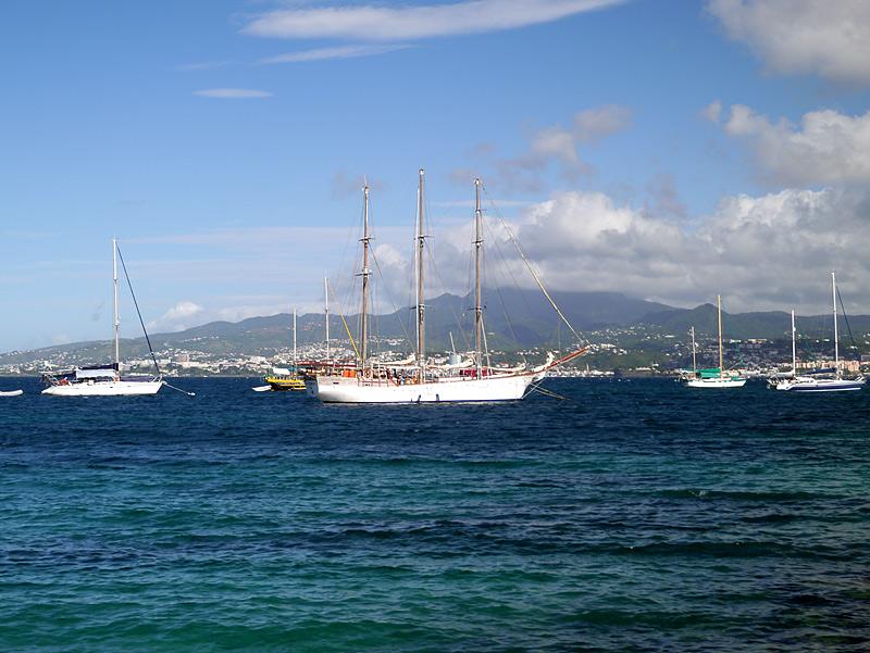Мартиника пляжи