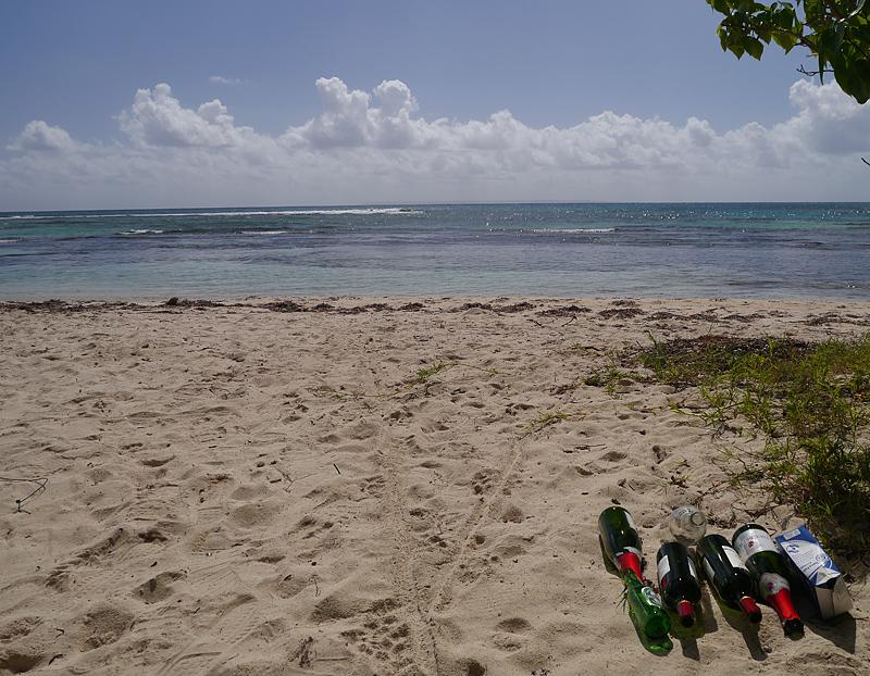 Гваделупа пляжи
