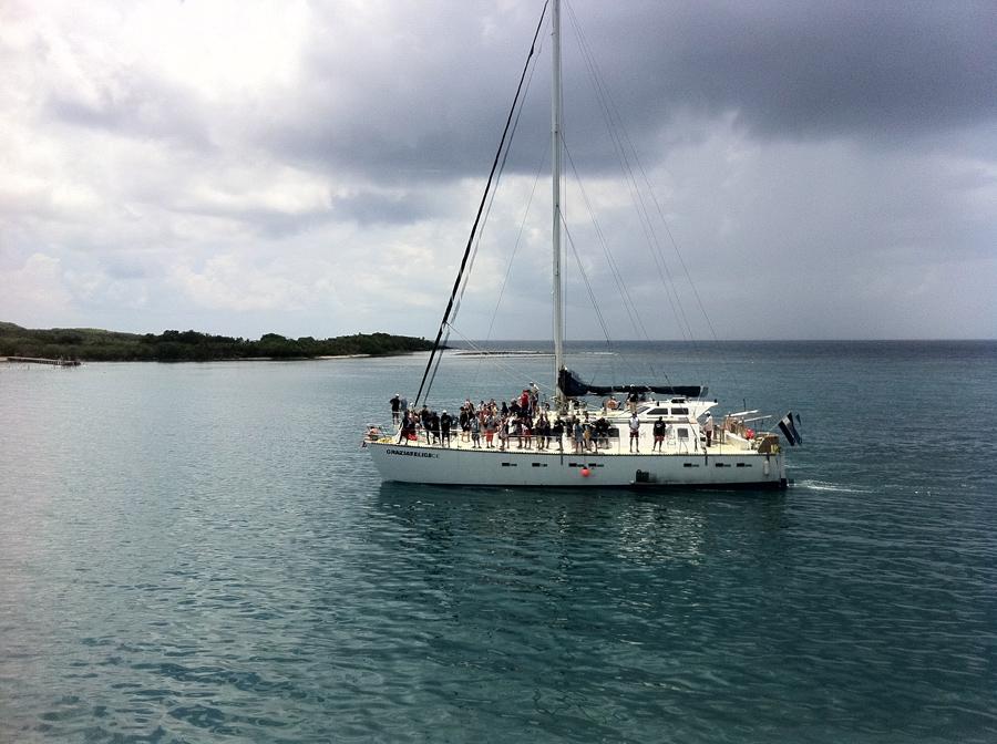остров Роатан отзывы