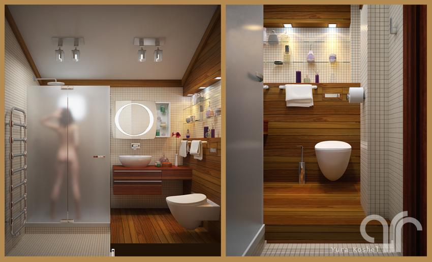 Дизайн и интерьер комнат дома