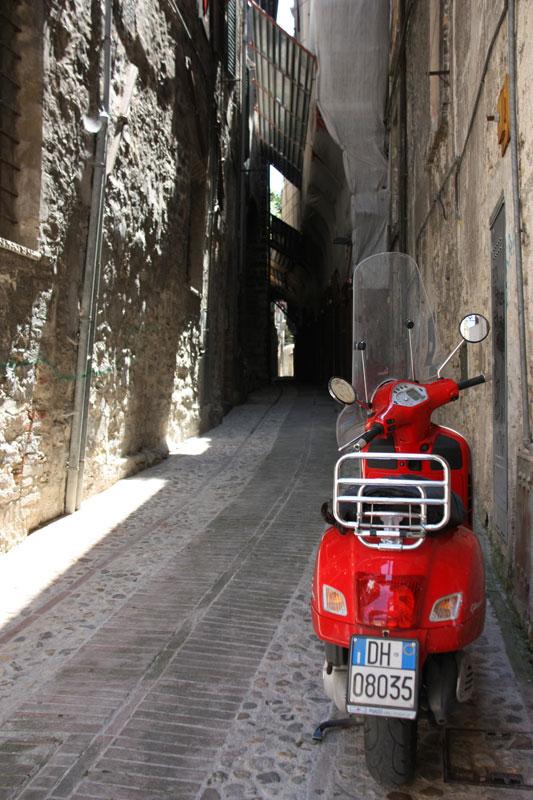 Сельская Италия на автомобиле, Умбрия