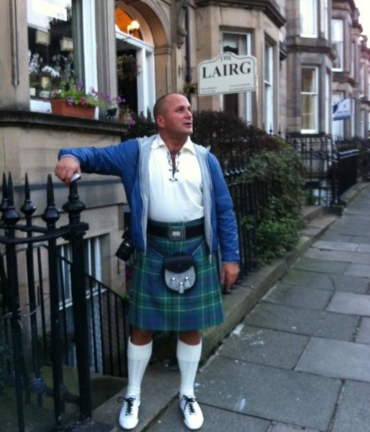 Шотландия достопримечательности