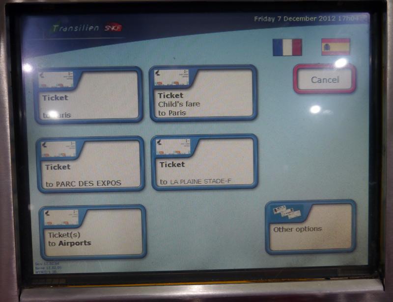 Как добраться из аэропорта Шарль де Голль в Орли