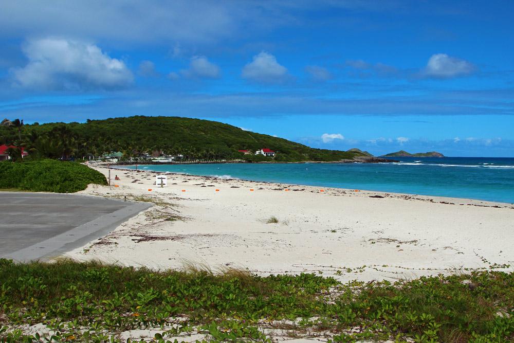 отдых на острове Сен-Барт