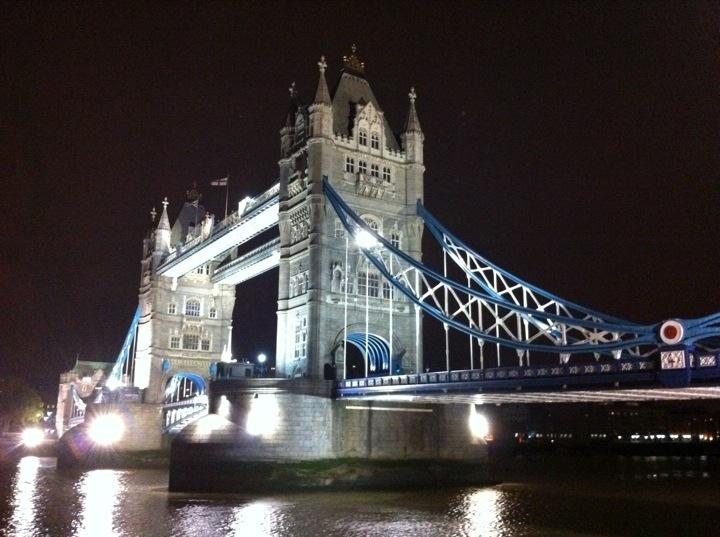 Лондон что посмотреть