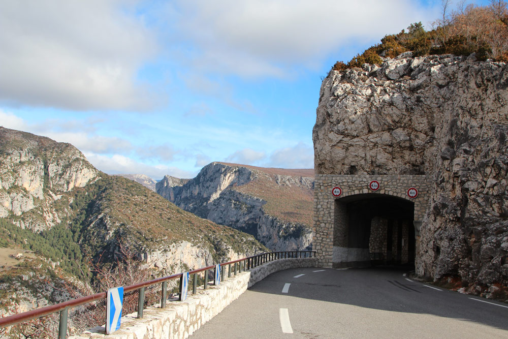 Вердонский каньон на авто Прованс