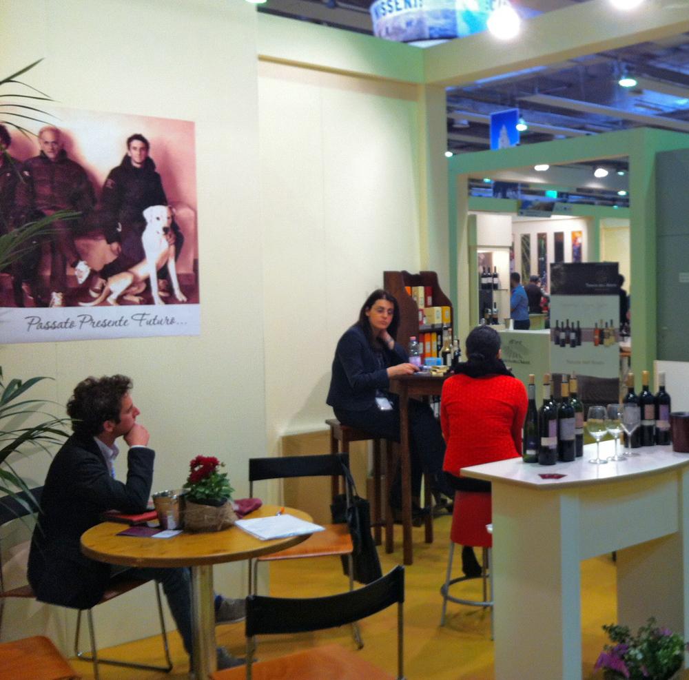 Выставка вина в Италии, Верона