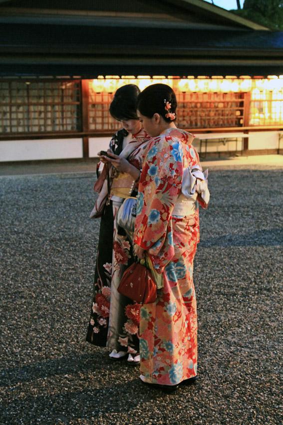 достопримечательности Киото, Япония