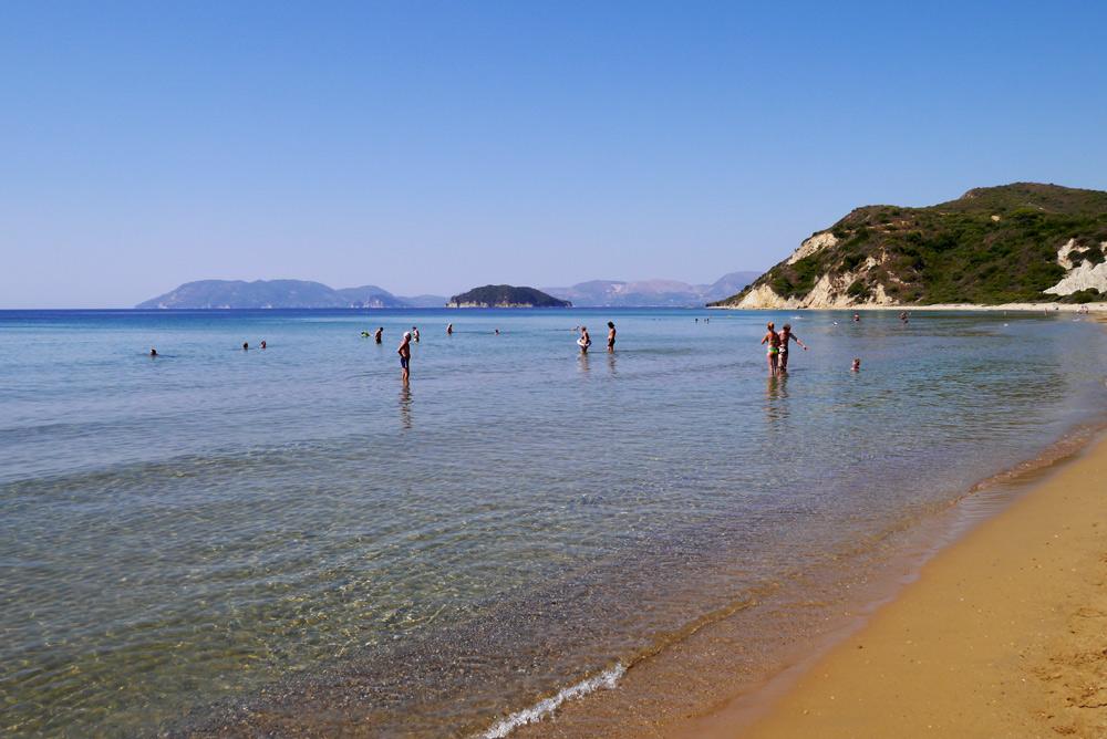 Греческие острова отдых