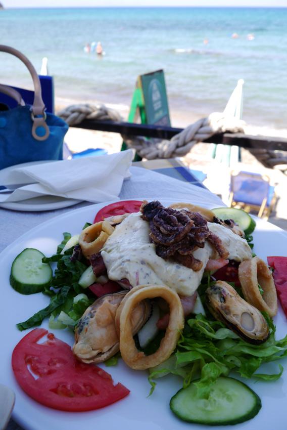 Отдых на острове Закинтос, Греция