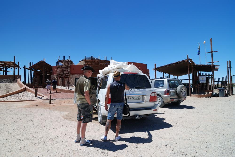 Путешествие по ЮАР на джипе