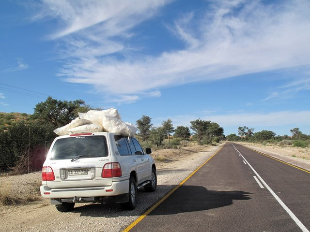 путешествие по ЮАР