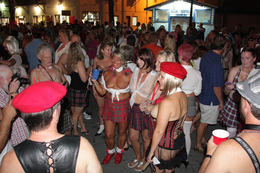 Хэллоуин на Ки Вэст, Флорида