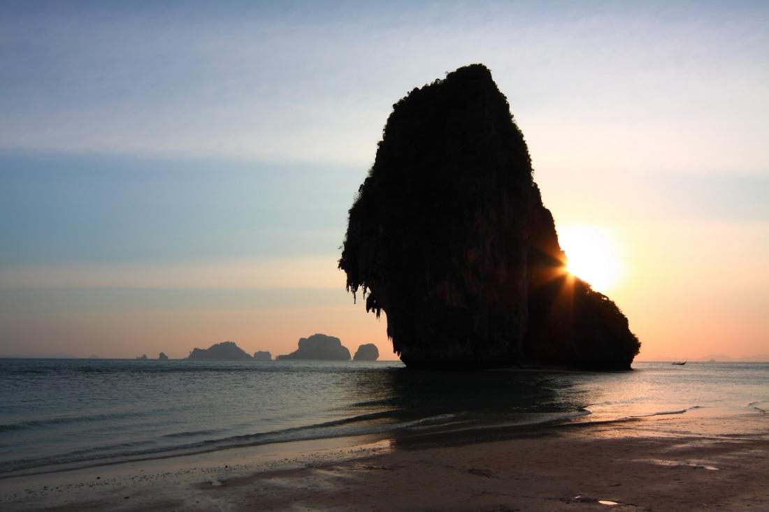 Кругосветка за 8 месяцев. Тайланд