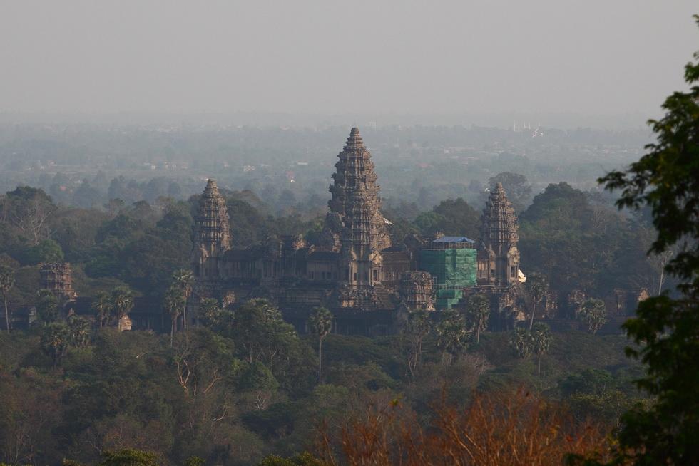 Кругосветка за 8 месяцев. Камбоджа