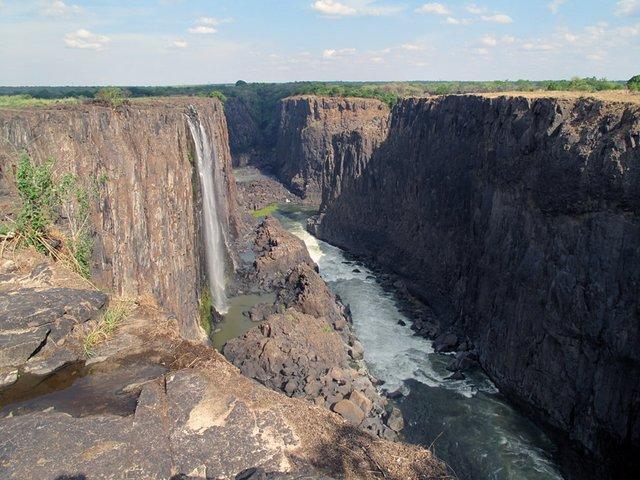 Купель Дьявола и водопад Виктория отзывы