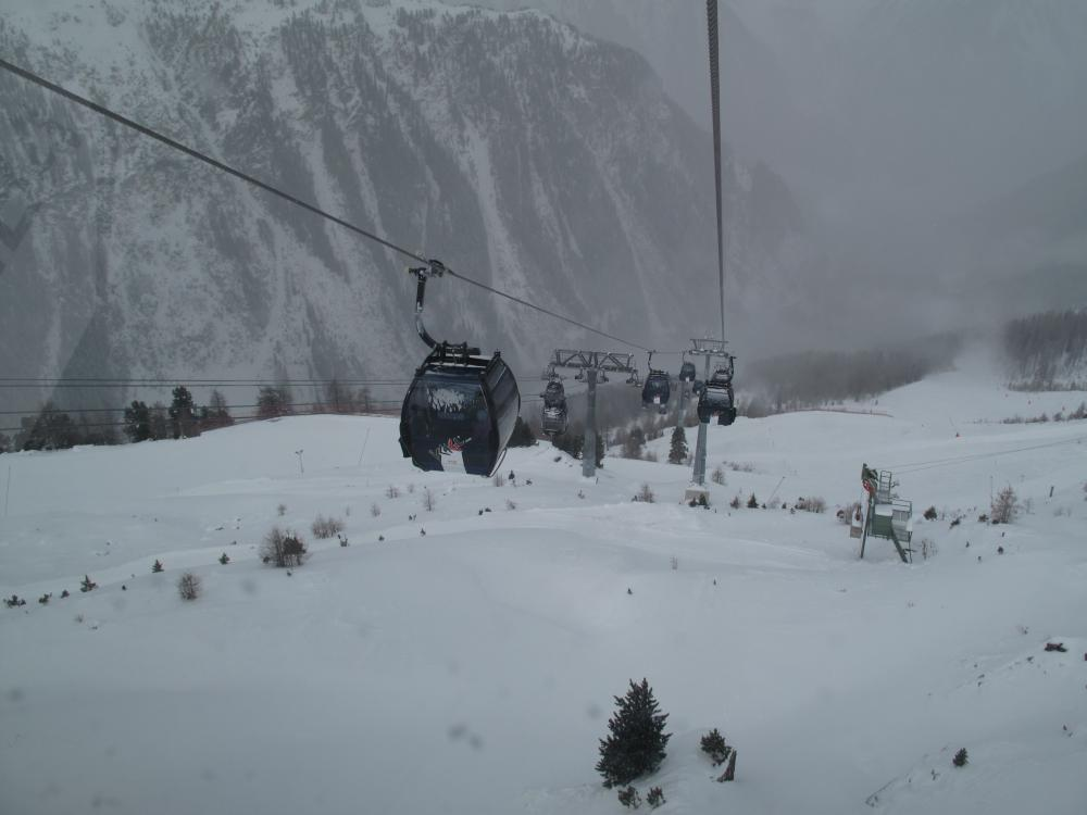 ски пасс Ишгль
