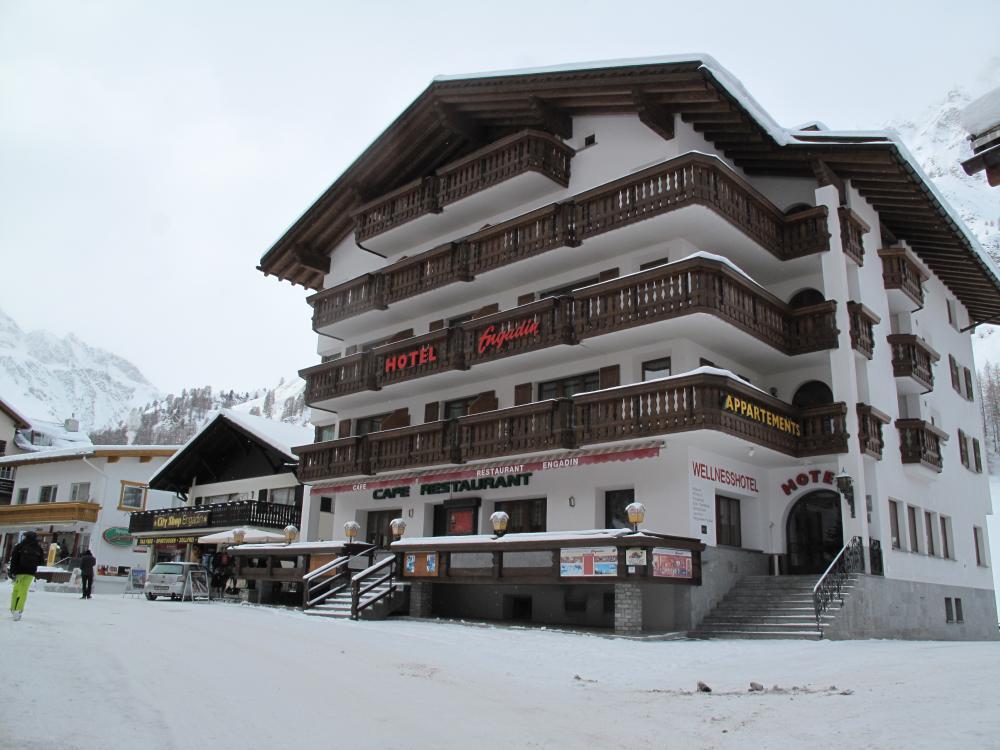 Ишгль катание на лыжах