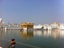 Амритсар и золотой храм