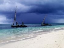 Пляжи на Занзибаре