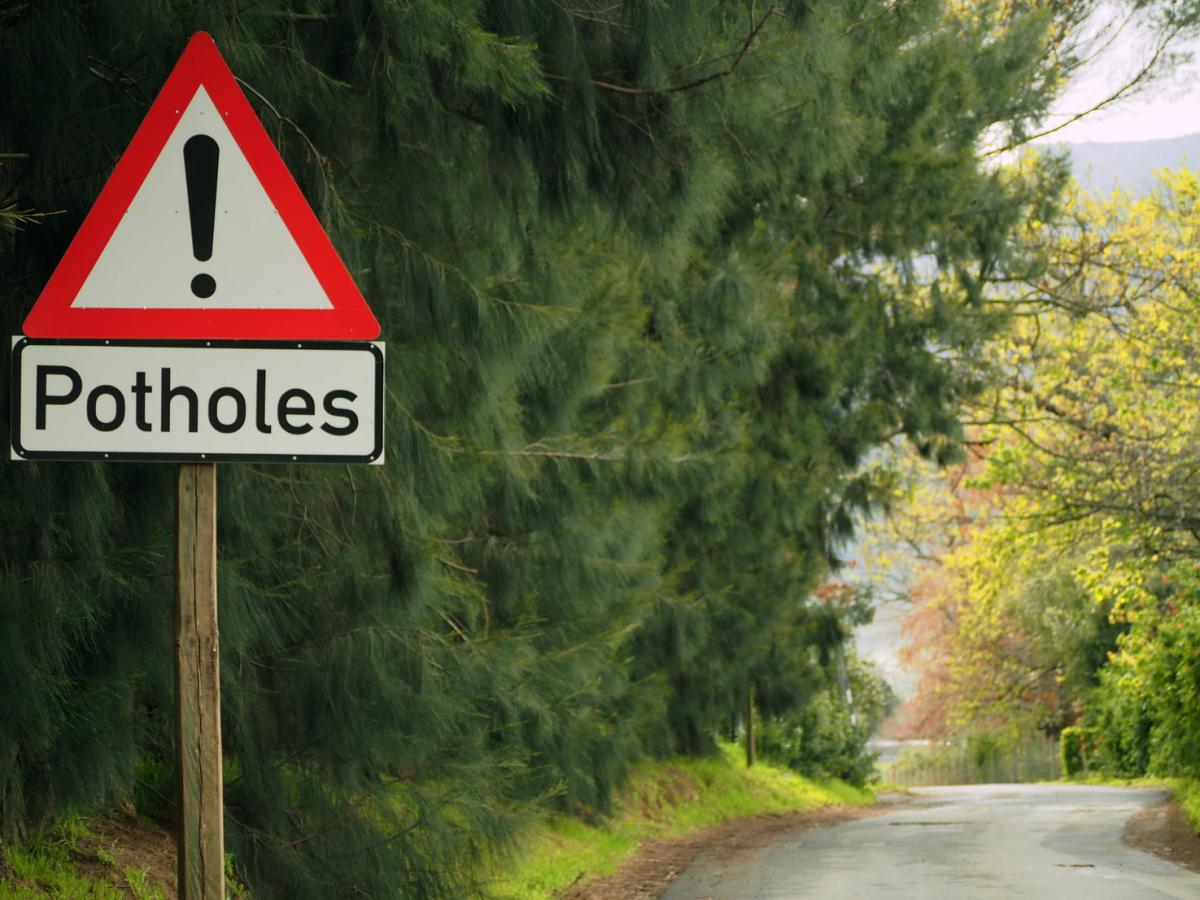Дорожные знаки и обозначения (фото)