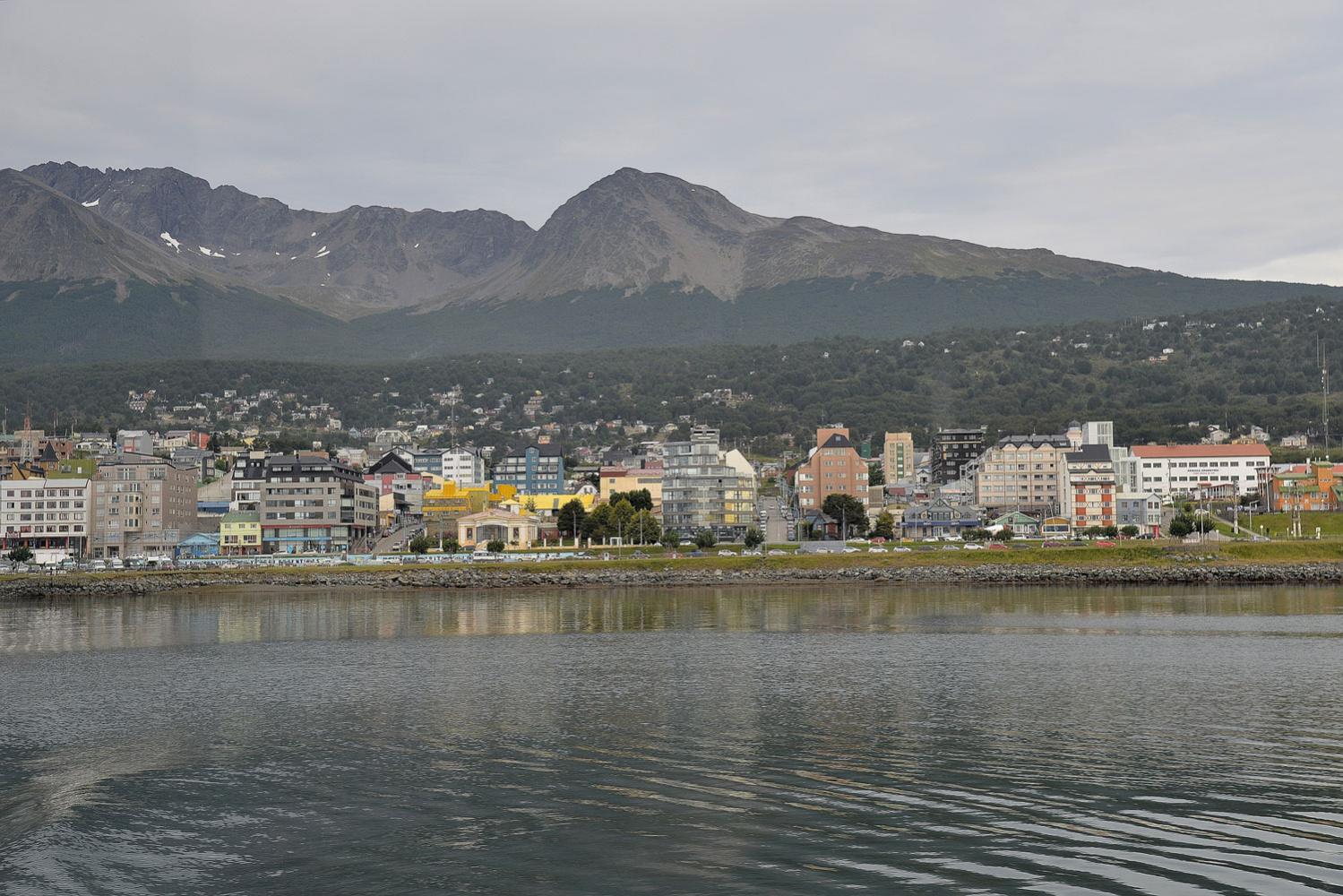 От Монтевидео до острова Пасхи, от Ушуайи до Ла-Паса. В январе-феврале 2020.