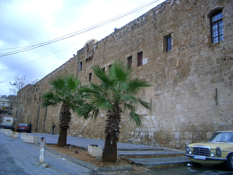 Первый раз в Ливан (2007)