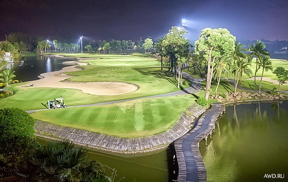 Отель рядом с аэропортом Бангкока (BKK) Summit Windmill Golf Residence отзыв Винского