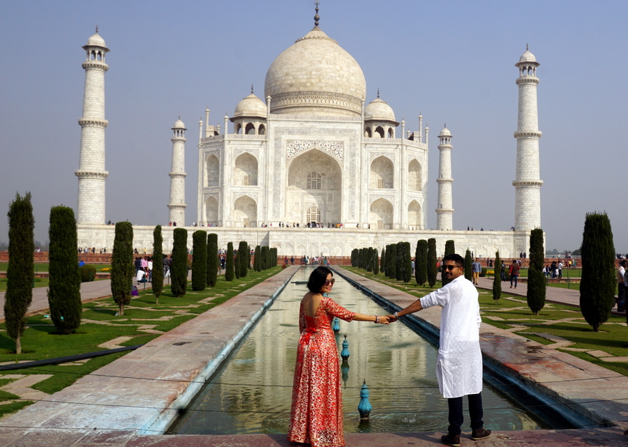 Не так страшна Индия как ее малюют - февраль 2018
