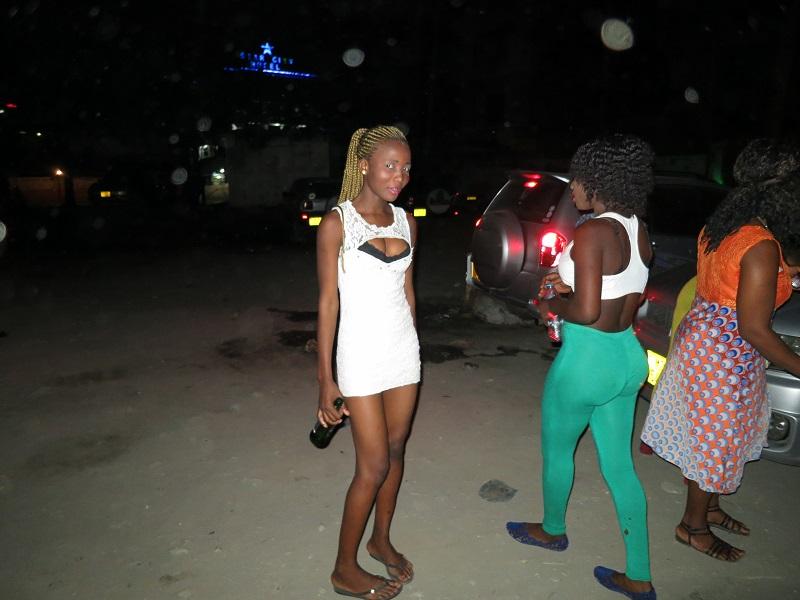 Танзания секс туризм