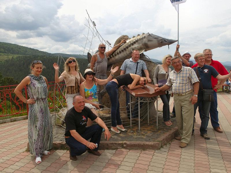 Красноярск достопримечательности города